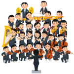 クラシックの演奏形態や編成の意味や分け方ってあるの?
